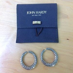 John Hardy - Hoop Earrings